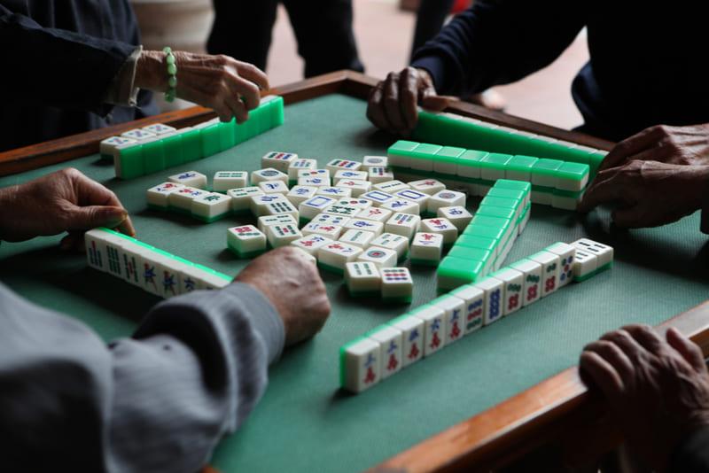 muralla mahjong