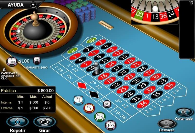ocio casino online