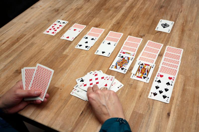 paciencia jogos cartas
