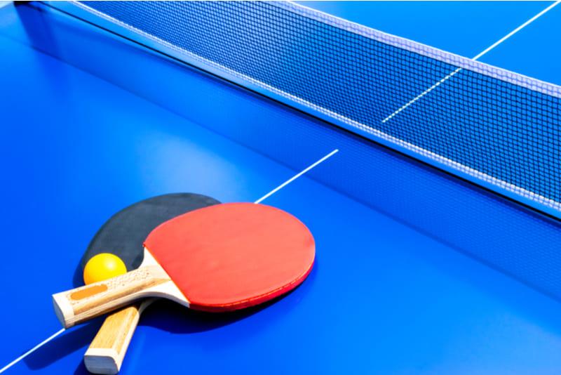 ping pong tenis mesa