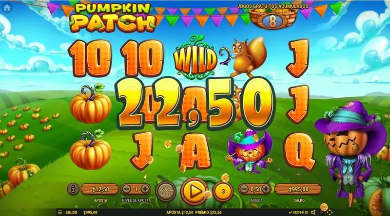 pumpkin patch wild