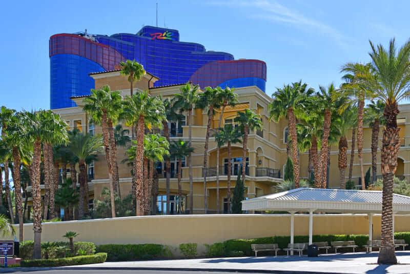 rio hotel wsop poker