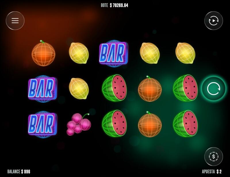 simbolo bar slots