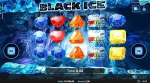 simbolos black ice