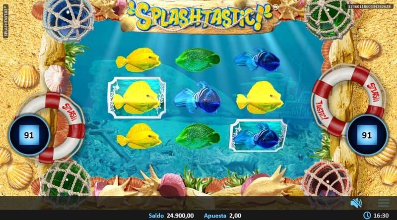 splashtastic juego